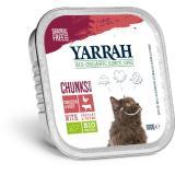 Katzenfutter Rind / Huhn Naßfutter- Aludose 100g EINZELN