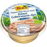Brotaufstrich Vegane Tofuwurst nach Leberwurst-Art