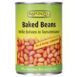 Baked Beans in der Dose, Weiße Bohnen in Toma