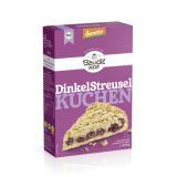 Backmischung Streuselkuchen Dinkel