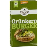 Burger Grünkernburger
