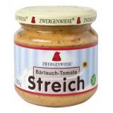 """Brotaufstrich  """"Bärlauch-Tomate"""""""