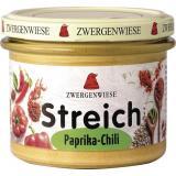 Brotaufstrich Paprika Chili Streich