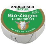Käse Camembert Ziege Andechser 100g