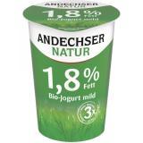 Jogurt natur  fettarm 1.8% im Becher