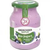 Jogurt Heidelbeere-Cassis