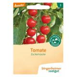 Saatgut Tomate Cherry Zuckertraube