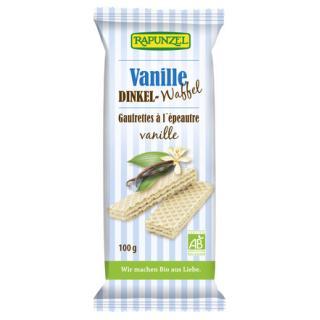 Dinkel Waffel Vanille
