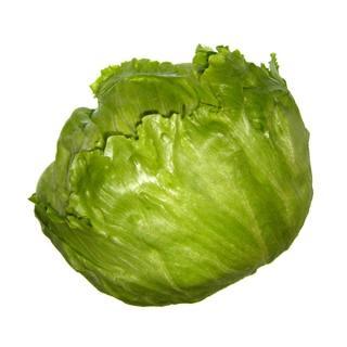 Salat Eis-Salat regional