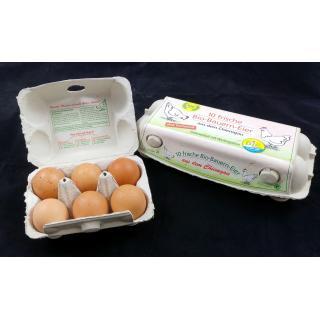 Eier 6er Schachtel