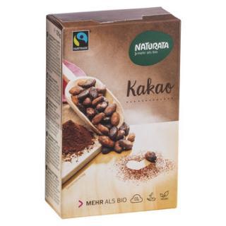 Kakao, Edelkakao schwach entölt