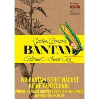 Bantam Mais Gentechnikfreies Saatgut