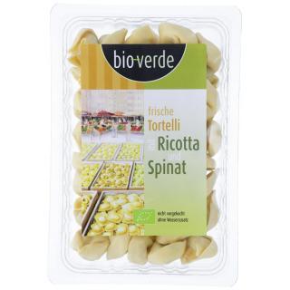 Tortelli mit Ricotta&Spinat