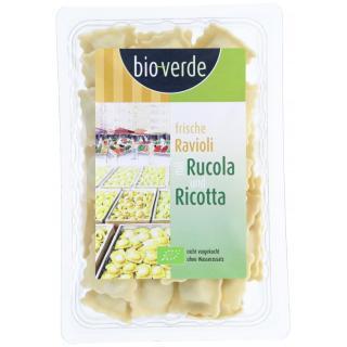 Ravioli mit Rucola&Ricotta