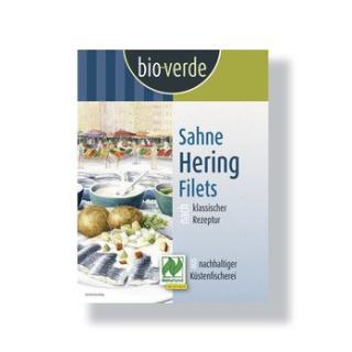 Sahne Herings-Filets