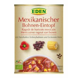 Mexikanischer Bohneneintopf  Vegan