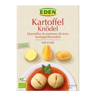 Klöße Kartoffelknödel halb und halb