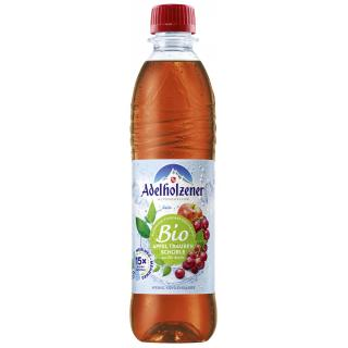 Adelholzener Bio Apfel-Traube Schorle