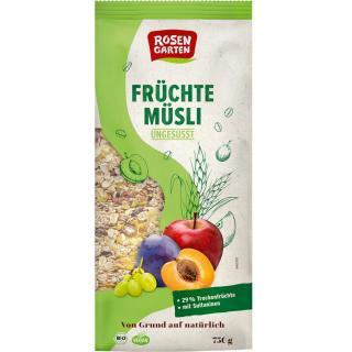 Müsli Früchte-Müsli