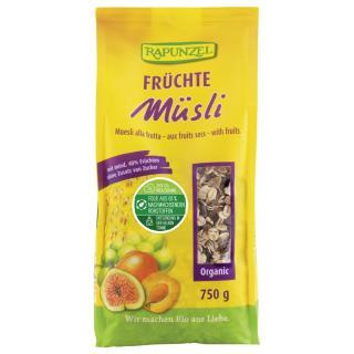Müsli Früchte Müsli