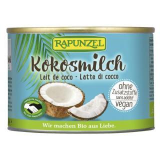Kokosmilch Rapunzel 200ml