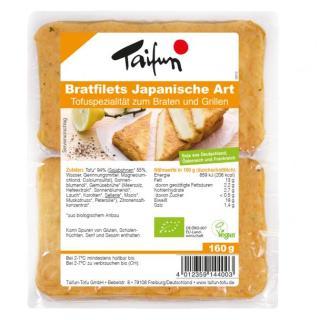 Tofu Bratfilet Japanisch
