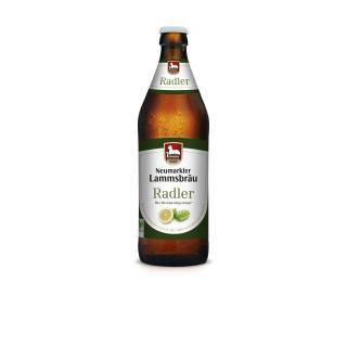 Bier Neumarkter Radler Tragerl 10er