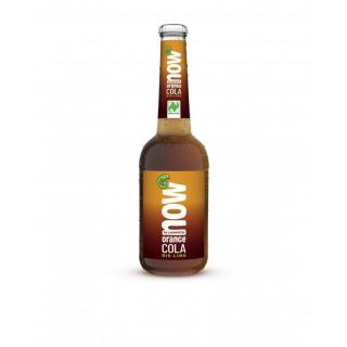 Now Limo Cola Orange Kiste