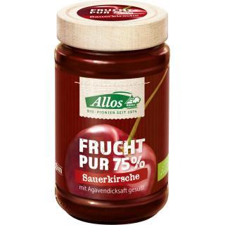 Marmelade Frucht Pur Sauerkirsch