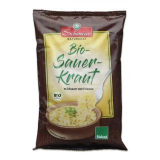 Sauerkraut  frisch  im Beutel