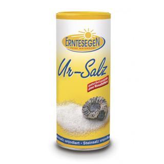 """Salz - """"Ur-Salz"""" -unbehandelt- Dose"""
