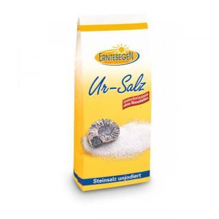 "Salz - ""Ur-Salz"" -unbehandelt- 1 kg"