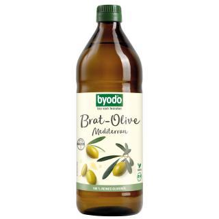 Öl Olivenöl Brat-Olive  Bratöl
