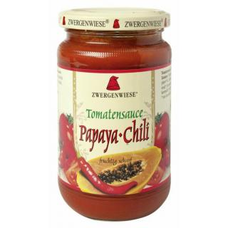 Tomatensauce Papaya-Chili