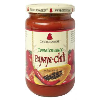 Tomatensauce Papaya-Chili