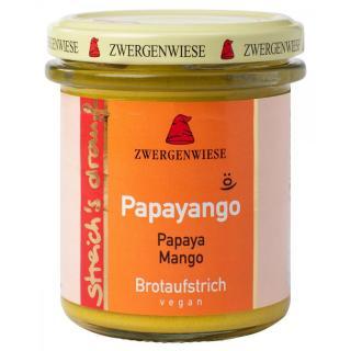 """Brotaufstrich    """"Papayango"""" *neu*"""