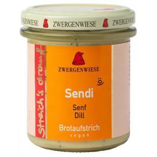 """Brotaufstrich    """"Sendi"""""""