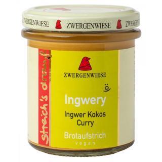 """Brotaufstrich    """"Ingwery"""""""