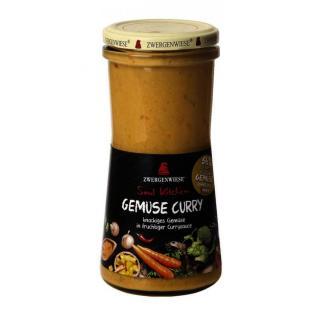 Gemüse Curry im Glas