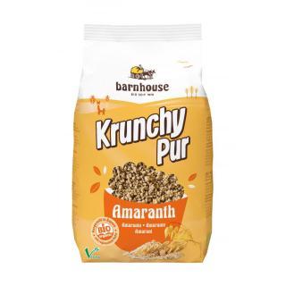 Krunchy Müsli Amaranth Pur o. Zucker