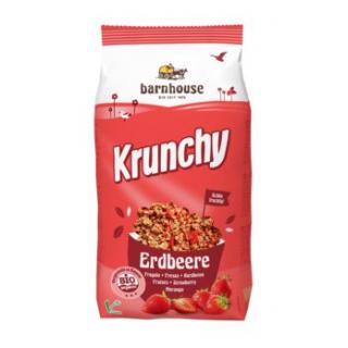 Krunchy Müsli Erdbeer