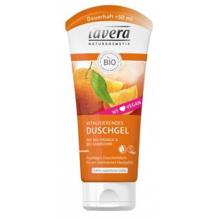 Lavera Dusch-Badegel Orange-Sanddorn