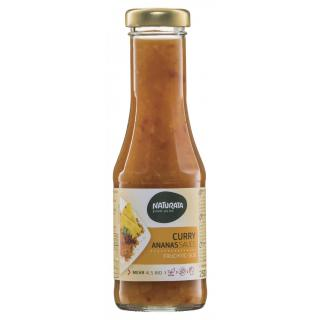 Sauce Curry-Ananas