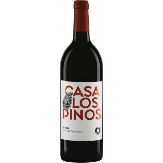 "Wein Casa los Pinos rot, DOP ""12"