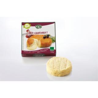 Camembert Back-Camembert paniert