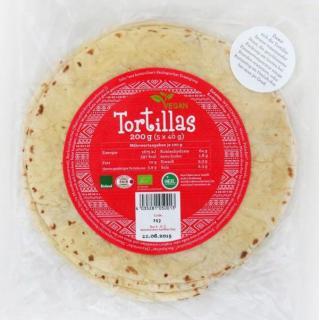 Tortillas 5 Stück