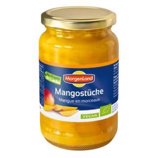 Mango-Stücke