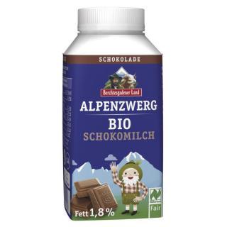 Alpenmilch-Schokomilch