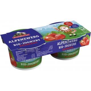 Jogurt Alpenzwerg Erdbeere