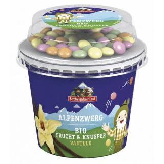 "Jogurt Alpenzwerg ""Knusper&Vanille"""